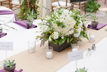 Wedding Bouquets Centrepieces