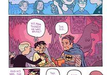 Comics y Libros / Fanart de personajes de comic y libros