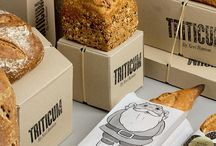 Triticum / Custom Designed Packaging For Different Types Of Bread