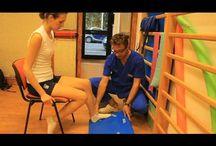 La propriocezione nella riabilitazione / Applicazione di esercizi propriocettivi nel campo della riabilitazione