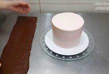 Torta díszítés
