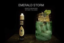 Emerald Storm by One Last Drop / Emerald Storm by One Last Drop ---  Quench your thirst with Emerald Storm, a unique, crisp, and refreshing blend of sweet and tart notes with a smooth minty tea after note to bring it all together. ---- Visit:- https://www.bigcloudvaporbar.ca/product/emerald-storm-by-one-last-drop/ --- Big Cloud Vapor Bar - Your Premium Supplier of Electronic Cigarettes,E-Juice, Accessories, and More! visit us at -- www.bigcloudvaporbar.ca