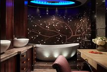 Bathrooms / From the weird to the wonderful, the outlandish & outrageous to the stunning, state of the art and simply functional - unbridled bathroom inspiration!