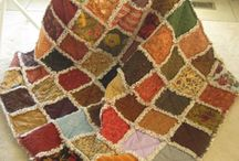 RAG QUILTs / by QuiltinWaYnE