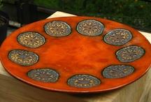 My ceramics