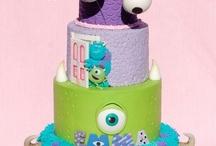 Birthday cake ideas for Raeleigh / by Brandy Rachal