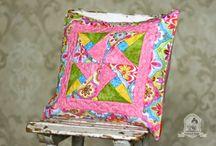 Saját patchwork munkák / Az általam készített munkák fotógalériája