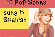 Spanish - songs