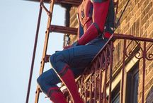 spider man homecoming  (Tom Holland )