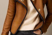 Coats & Jackets / by Katie Sarvak