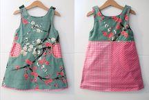 Couture petites filles