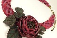 Necklaces-handmade