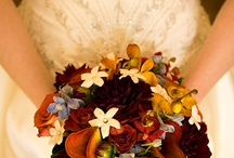 Bridal bouquets / by Faye Hughes