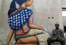 Street-Urban Art