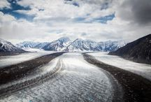 Pan-American Highway / Destinations along the Pan-American Highway from Prudhoe Bay, Alaska to Patagonia