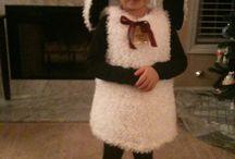 Cute / Sheep costume