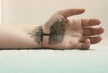 Tattoos... / that I want!