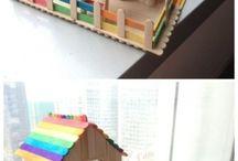 casas de boneca