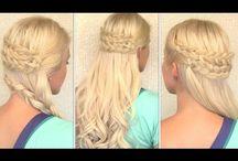Hair Video Tutorials!(: / by MaKenzie Krueger