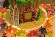 Themed Desserts- cakes, cupcakes, brownies & cookies ect... / by Lisa Edgerton