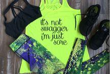Exercise dress sense
