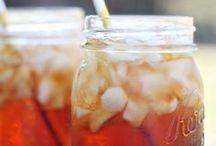 thé  glacée
