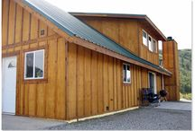 3 Bedroom Cabins at Chelan Rentals / Luxury in the great outdoors!