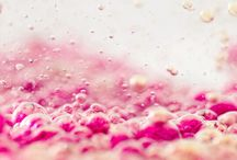 It's a pink