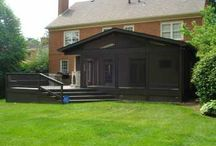 2011 - Screened Porch