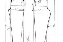calças skinning