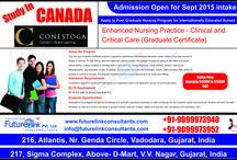 Study in Conestoga College Canada / Study in Conestoga College Canada!!! Enhanced Nursing Practice - Clinical and Critical Care