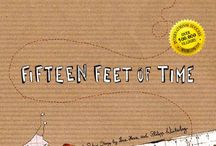 Fifteen Feet of Time / Children's Picture Book (Covers)