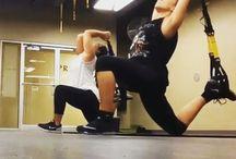 TRX Exercises & Stretches