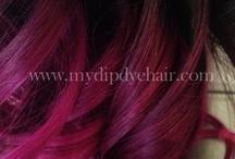 wild hair colours