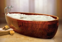 design: beautiful baths. / Your tub HAS to be about more than just bathing.  It should be about luxury.