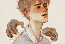 cb: remus lupin