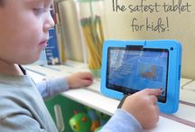 Kurio Tablets / Kurio is the safest tablet for kids with a strong parental control and dedicated content.