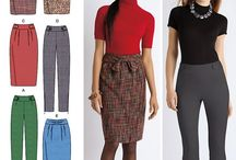 Sewing Patterns I Want To Try / Sewing patterns... that I want to try ;)