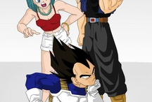 My OTP's / All the ships from dragon ball