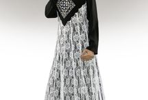moslem party dress & gown