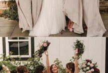 Tidetell Bridesmaid Dresses / 2018 fashion bridesmaid dress