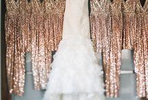 Glitter Fall Wedding
