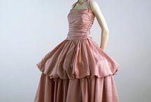 The Flambards rose dress