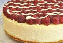My Cheesecake Recipes