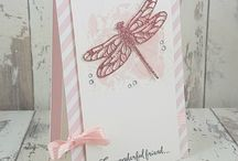 Dragonfly Dreams / Stampin up