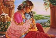yashoda& krishna