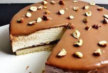 Gâteaux et entremets