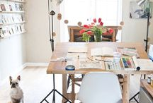 Office Reno Ideas / by Becca Gathmann