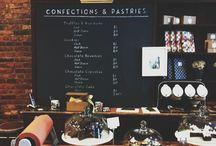 Retail/Restaurant Inspiration   / by Jen K