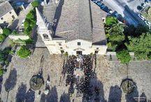 Matrimonio con il drone / #matrimonio con il #serviziofotografico #drone è per riprendere #evento #weddingday #giornodelSi dall'alto. Può richiederlo qui
